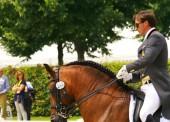 """Martín Dockx: """"Para ser jinete hay que sentir al caballo y susurrarle"""""""