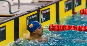 El nadador Tajuelo. Fuente: Van Oberbeeke