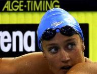 Mireia Belmonte logra la plata en 400 estilos