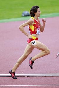 nuria fernandez final zurich 2014 atletismo