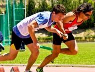 Martín Parejo se cuelga el bronce en 100 metros lisos