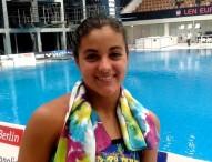 Rocío Velázquez, 18ª en la preliminar de trampolín 3 metros