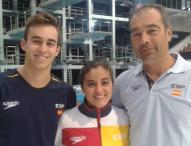 La cantera empieza a crear futuro para el salto español