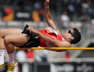 Salto de bronce para Salvador Cano en Swansea