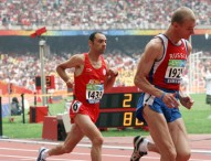 González 'Santa', bronce en los 800 metros