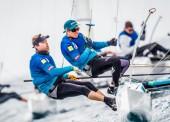 Tara Pacheco se lesiona y es duda para el Mundial de vela