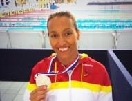 Teresa Perales suma su 4ª medalla en Eindhoven