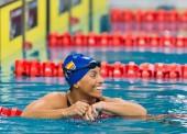 Teresa Perales y 'Chano' Rodríguez estiran su palmarés