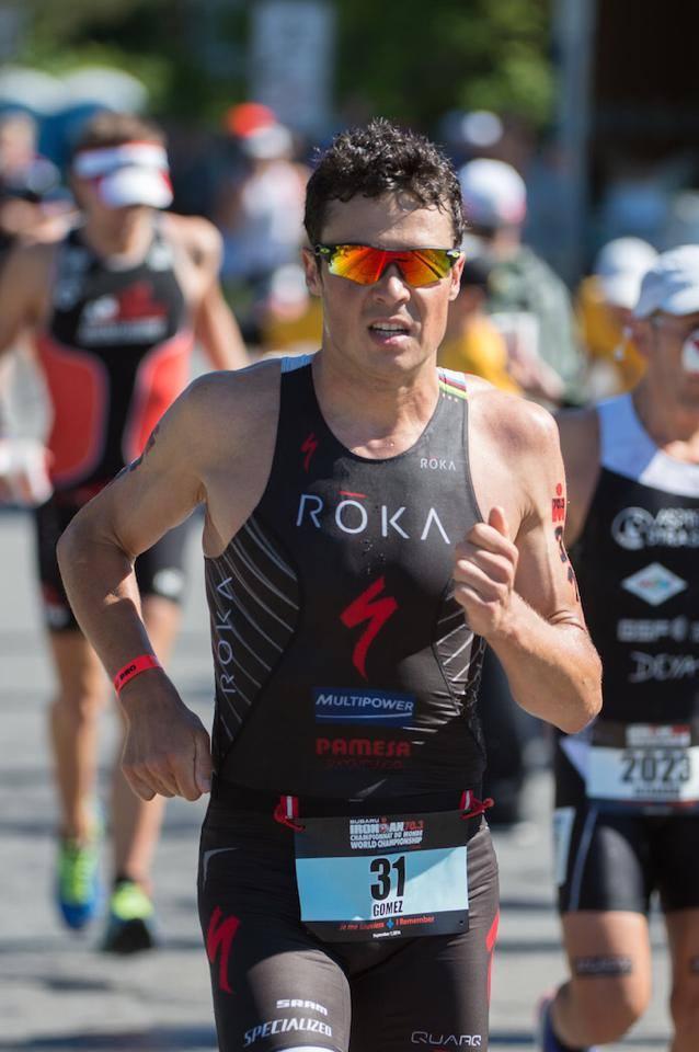Javier Gómez noya triatlon medio ironman