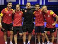España peleará en la élite europea del tenis de mesa