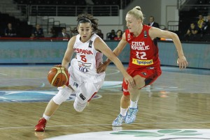 silvia dominguez baloncesto femenino