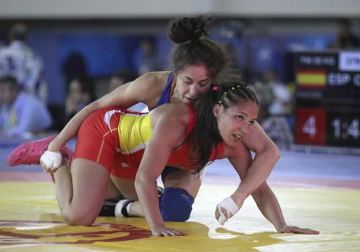 lucha olímpica karima sanchez