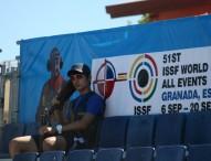 Comienza el Mundial de Tiro Olímpico en Granada