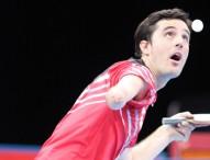 España busca medallas en el Mundial de tenis de mesa en China