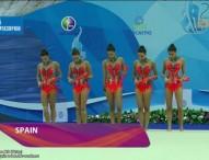 España, un conjunto de bronce en la Copa del Mundo de Kazan