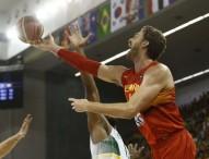La fiesta de triples española arrolla a Brasil