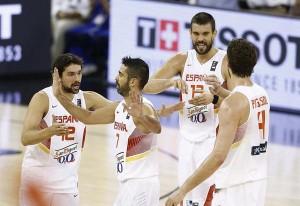españa francia mundial de baloncesto spain 2014