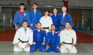 EquipoJudo360 judo paralímpico