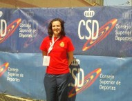 Sonia Franquet logra plaza olímpica para los Juegos de Río