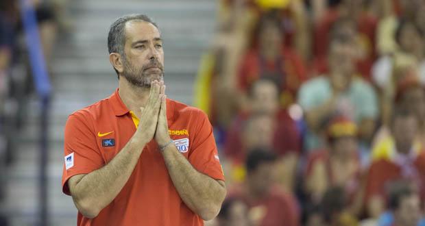Juan Antonio orenga deja de ser seleccionador de España. Fuente: AD