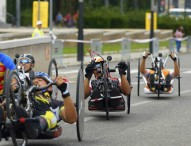 Broche de oro de la Copa de España de handbike y triciclos