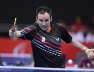 Álvaro Valera conquista el Mundial de tenis de mesa