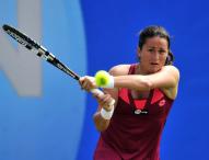 La española Arruabarrena y Begu ganan el dobles en Seúl