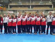 España, en lo más alto del Europeo de Taekwondo sub21 en Austria