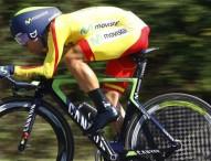 Top 10 de Castroviejo en la crono del Mundial de ciclismo