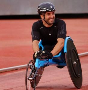 El atleta Jordi Madera. Fuente: JM