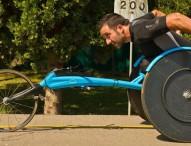 Un atleta veloz con 'madera' de campeón