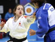 La judoca Julia Figueroa roza el bronce en China