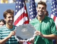 Granollers y Marc López pierden la final de dobles del Open de EEUU