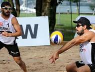 La pareja Marco-García, 5ª en el Masters CEV de Bakú