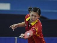 España suma una plata y 2 bronces en el Iberoamericano de tenis de mesa
