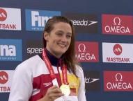Mireia Belmonte luce 4 medallas en Dubai