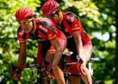 2ª medalla de plata para el equipo paralímpico de ciclismo en Suiza