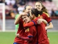 'La Roja' femenina, a por el billete hacia el Mundial de Canadá