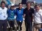 Echegoyen y Betanzos finalizan 8ª en el Mundial de Santander en 49er FX