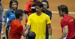 Roberto Bautista y Carlos Moyá. Fuente: AD