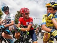 Sin Contador, Valverde asume el mando en el Mundial