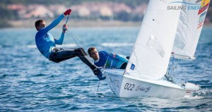 El binomio español. Fuente: Sailing Energy