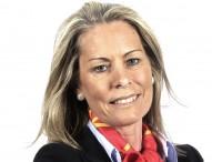 Theresa Zabell deja el COE tras 7 años