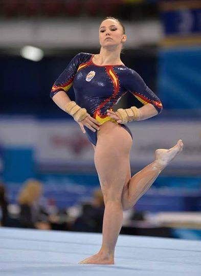 roxana popa gimnasia artística mundial