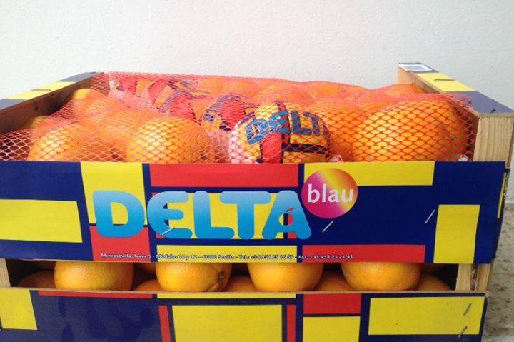 Delta Blau el desafío de los 100 estadios patrocinador