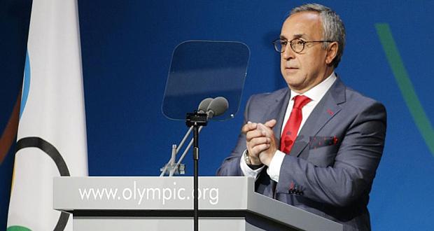 El presidente del COE. Fuente: AD