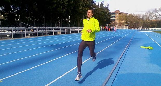 El atleta paralímpico José Antonio González 'Aouita'. Fuente: AD
