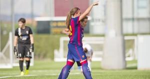 El Barcelona sigue fuerte. Fuente: V. Salgado - FCB