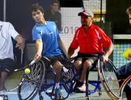 Las 8 mejores raquetas en silla de ruedas se retan en Valencia