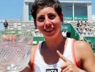 Carla Suárez se clasifica para el Masters B de la WTA en Sofía